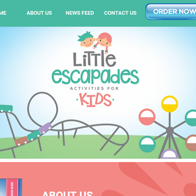 Little Escapades – Activities for Kids